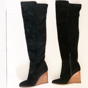 Vince CAMUTO Granta over the knee suede boots 343